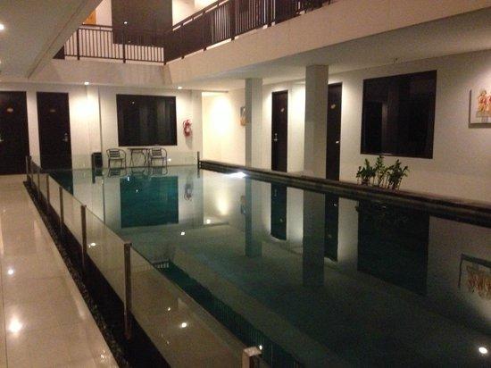 Gosyen Hotel: Zimmeraussicht