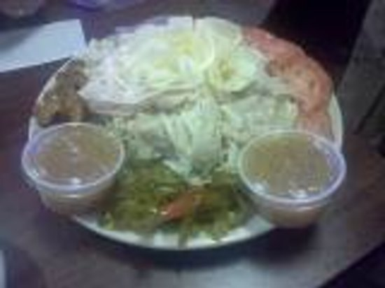 Rick's Cheese Steak Shop : Turkey Salad