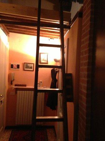 Casa Mario Lupo: Entrada