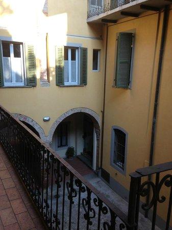 Casa Mario Lupo: Patio interior