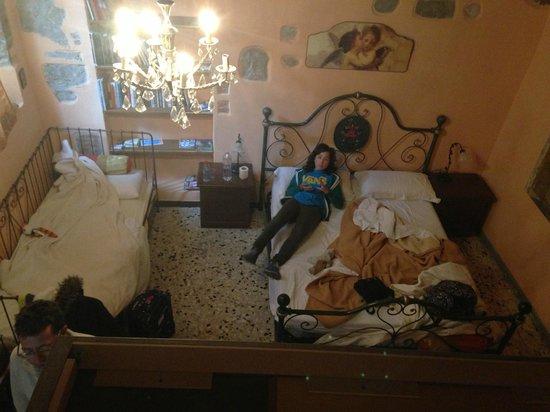Casa Mario Lupo: Habitación