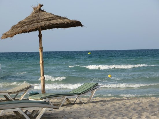 Djerba Plaza Hotel & Spa: plage du Plaza