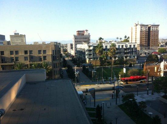 Renaissance Long Beach Hotel : vue de la chambre