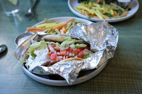 George's Place: RulloPhotography.com  Gyro Plater...OHMY