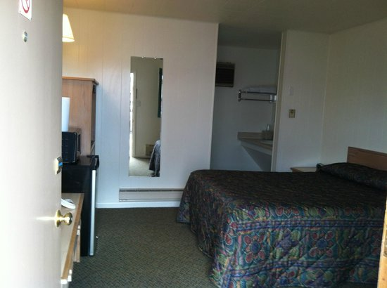 Mesa Verde Motel: Single Room