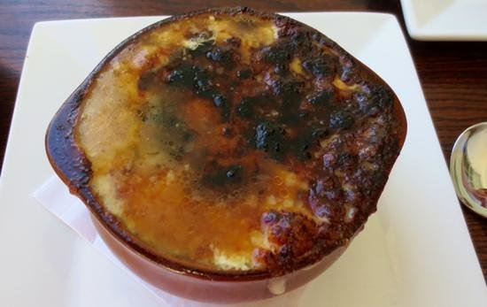 Champney's Restaurant & Tavern: French onion soup ooey gooey goodness