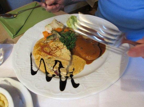 Falken Restaurant: Pork Tenderloins