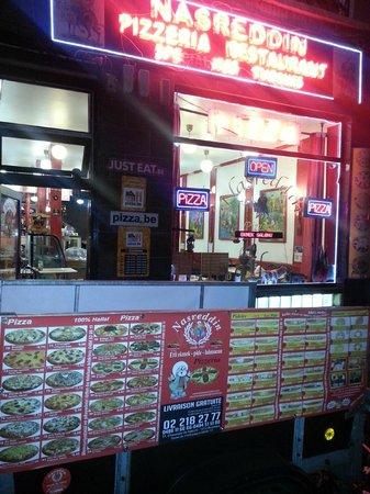 Pizzeria Nasreddin