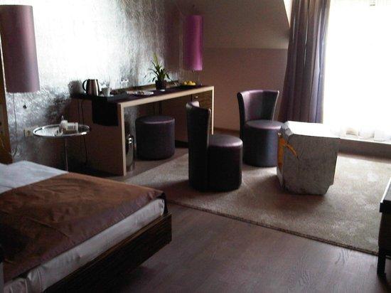 Der Wilhelmshof: suite