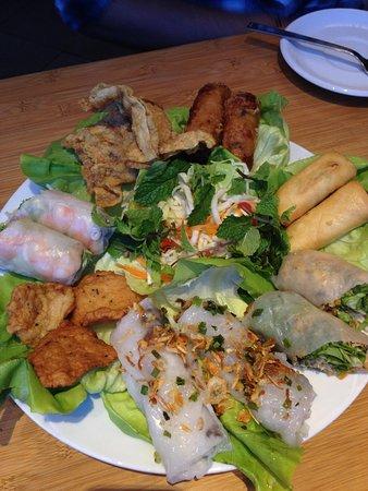 Saigon : Mixed starter