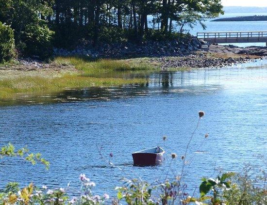 Island View Inn: View of Glen Cove