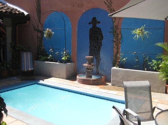 Casa Silas B & B: Pool