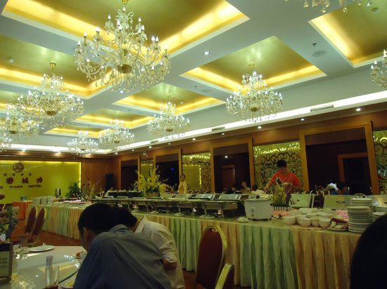 Mingyuan Xindu Hotel: Dining Hall No.1
