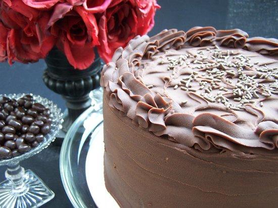 Hometown Desserts: Chocolate Fudge Cake