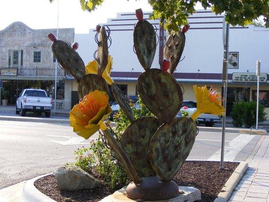 Sculpture on Main