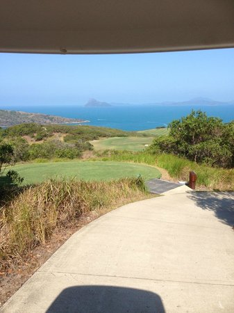 Hamilton Island Golf Club: Golf course