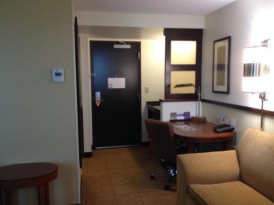 Hyatt Place Fort Myers at The Forum: Room