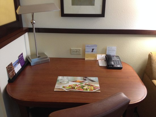 Hyatt Place Fort Myers at The Forum: Computer Desk