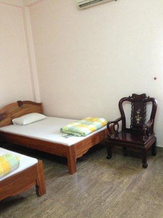 Thanh Loan Hotel : Bedroom