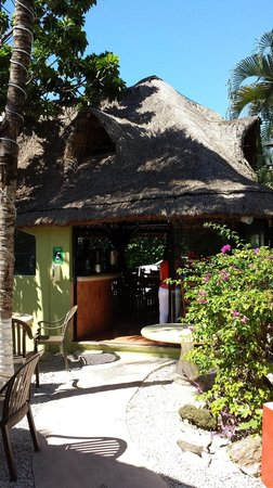 Aventura Mexicana: Vista del restaurant Bistro