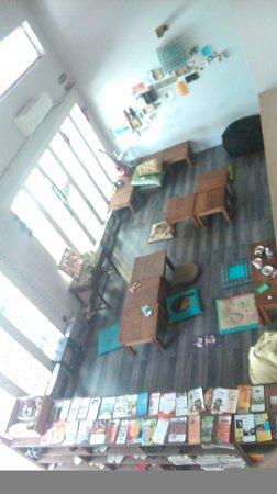 Angkorwall HoHo: 一樓公共區域