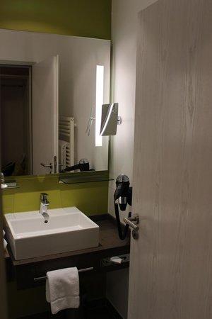 Hotel Magnetberg Baden-Baden: Bathroom