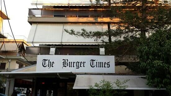 The Burger Times