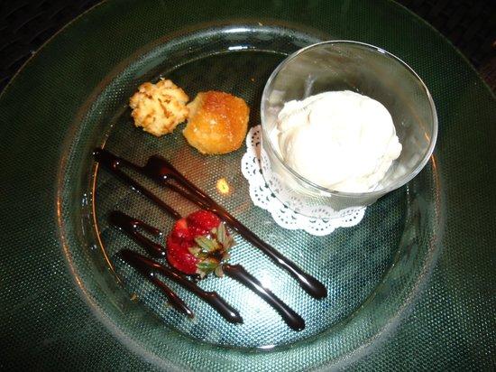 Parrilla Natural : Arroz con Leche Ice cream