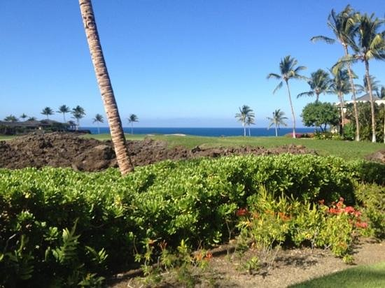 Mauna Lani Point: view from H103