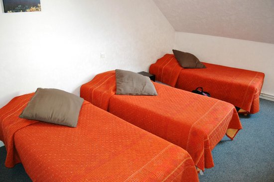 Hotel Chaptal: Simple budget accommodations