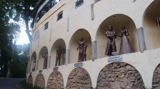 Hotel Chacara do Mosteiro: Entrada
