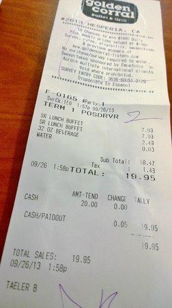 Golden Corral, Hesperia - Restaurant Reviews, Phone Number ...