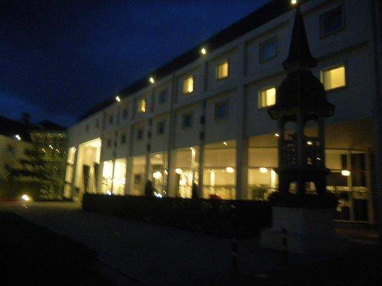 Novotel Brugge Centrum: fachada del hotel