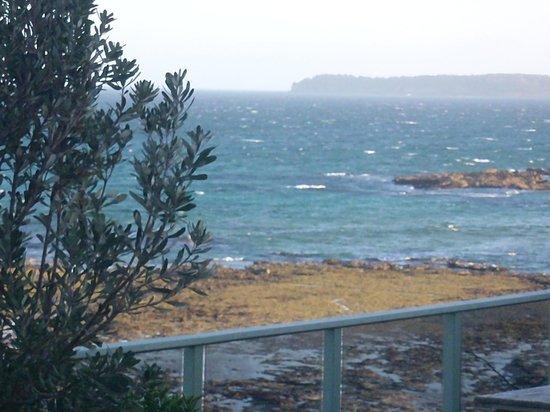 Berrara Beach Chalets: Manificent Views