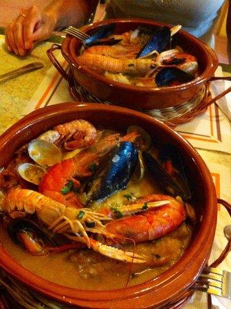 Restaurante Pata Negra Tapas : Avant