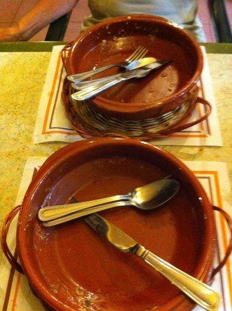 Restaurante Pata Negra Tapas : Aprés