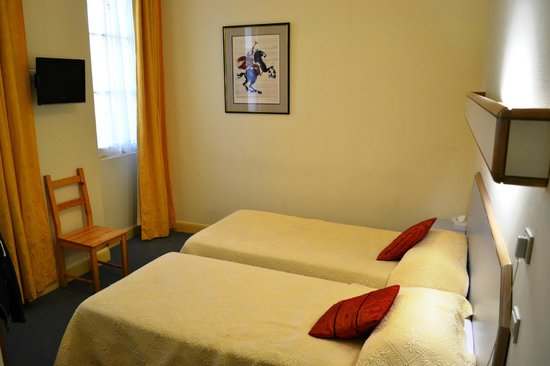 Hotel Montaigne: Bedroom