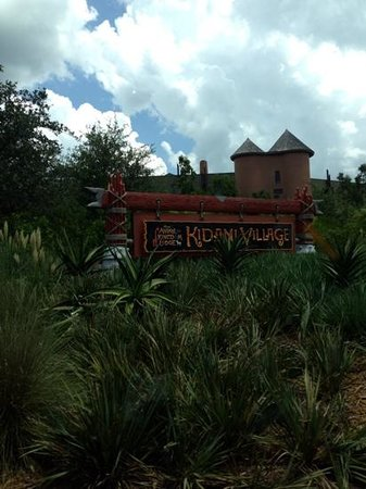 Disney's Animal Kingdom Villas - Kidani Village: Disney's Animal Kingdom Lodge-Kidani Village