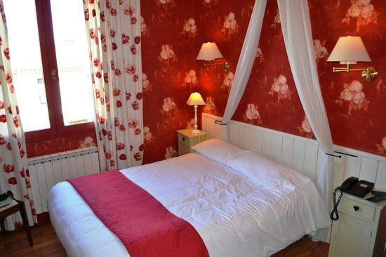 Hotel Montmorency : Bedroom
