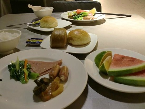 Toong Mao Evergreen Hotel Kaohsiung: 朝食