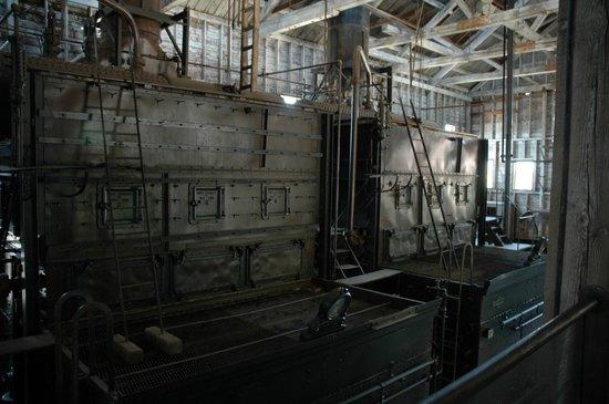 Kennecott Copper Mine : Power plant