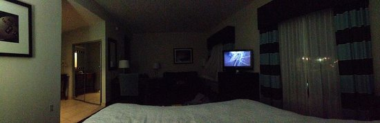 Hampton Inn & Suites Nashville @ Opryland: Room Pano