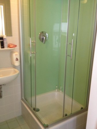 Wombat's Munich: Banheiro do quarto