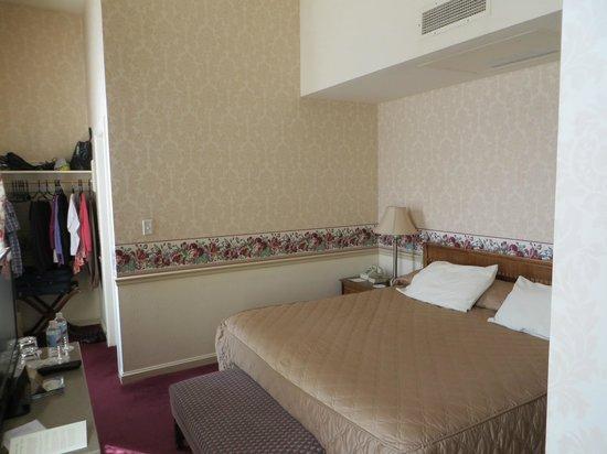 DeSoto House Hotel : Room