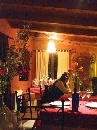 Il Gabbiano: lovely setting