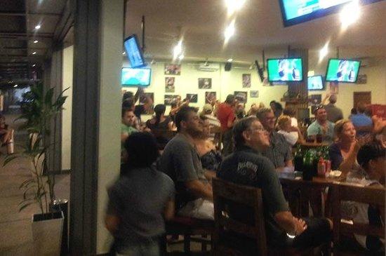 Adrenalin Sports Bar: Game On 1