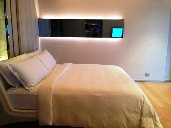 Hilton Pattaya: Comfy bed