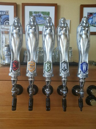 Mother Road Brewing Company: Taps at Mother Road Brewing Co.