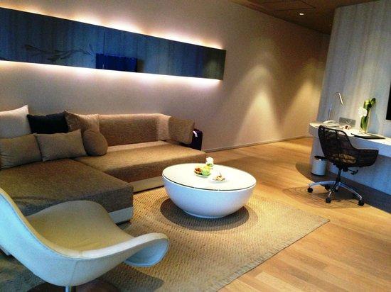Hilton Pattaya: Living room