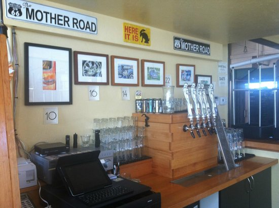 Mother Road Brewing Company: Mother Road Brewing Co. interior